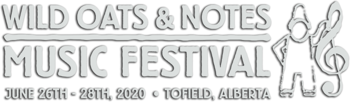 Wild Oats & Notes Music Festival June 26th – 28th, 2020 | Tofield AB